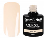 Emmi-Nail Quickie Ivory 3in1 -L397-