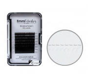 Emmi®-Lashes Silk Lashes Mixbox 8-15mm C-Curl 0,25mm