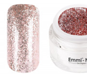 Emmi-Nail Farbgel Fairy Glitter Rose 5ml
