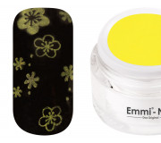 Emmi-Nail Stamping-/Painting-Gel gelb 5ml