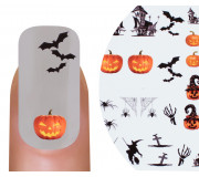 Emmi-Nail Watertattoo Halloween 1