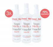 Emmi-Nail 3er Pack Sprühdesinfektion 250ml