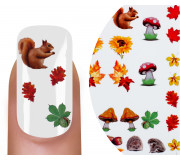 Emmi-Nail Watertattoo Herbst 1
