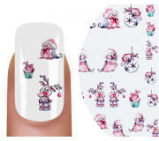 Emmi-Nail Nailsticker Christmas 13
