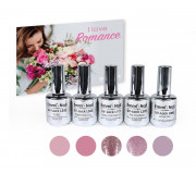 "Emmi Shellac / UV-Lack Set ""I love romance"""