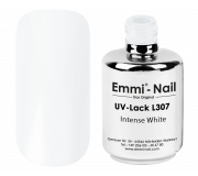 Emmi-Shellac / UV/LED-Lack Intense White -L307-