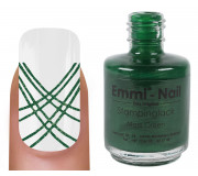"Stampinglack ""moss green"" 15ml"
