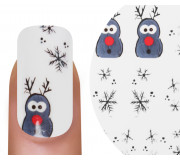 Emmi-Nail Watertattoo Rudolf