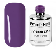 Emmi-Shellac / UV-Lack Pure Purple -L310-