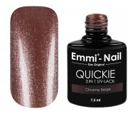 Emmi-Nail Quickie Chrome Beige 3in1