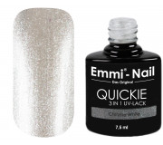 Emmi-Nail Quickie Chrome White 3in1 -L029-