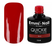 Emmi-Nail Quickie Red 3in1