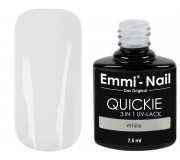 Emmi-Nail Quickie White 3in1