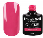 Emmi-Nail Quickie Raspberry Pink 3in1 -L034-
