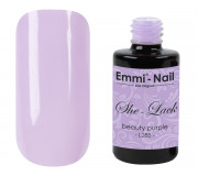 Emmi-Nail She-Lack beauty purple -L285-