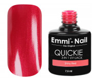 Emmi-Nail Quickie Shiny Red 3in1 -L037-