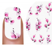 Emmi-Nail Watertattoo Spring Flowers 3