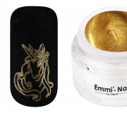 Emmi-Nail Stamping-Gel gold 5ml -F310-