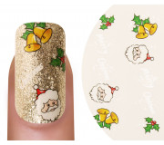 Emmi-Nail Watertattoo Christmas 8