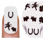 Emmi-Nail Watertattoo Sylvester Motive