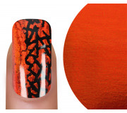 Emmi-Nail-Art Transferfolie Metallic Orange