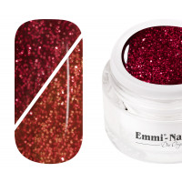 Thermo-Farbgel: Vampire - Bloody Red Glitter 5ml