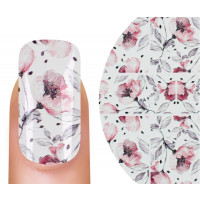 Emmi-Nail 3D Tattoo Rose Flowers