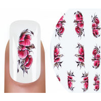 Emmi-Nail Nailsticker Spring Rose