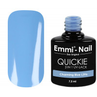 Emmi-Nail Quickie Charming Blue 3in1 -L396-