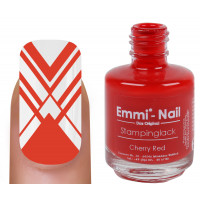 "Stampinglack ""cherry red"" 15ml"