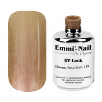 Emmi Shellac / UV-Lack Chrome Rose Gold -L125-