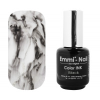 Emmi-Nail Color INK Black 5ml