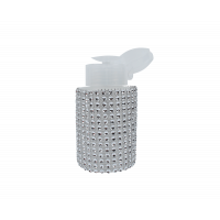 Dispenser leer mit Strass 150ml