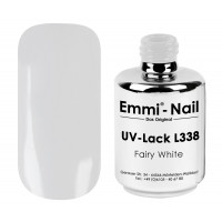 Emmi Shellac / UV/LED-Lack Fairy White -L338-