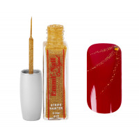 "Stripe Painter ""glitter gold"" 6,5ml"
