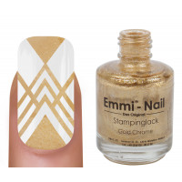"Stampinglack ""gold chrome"" 15ml"