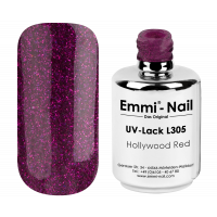 Emmi-Shellac / UV/LED-Lack Hollywood Red -L305-