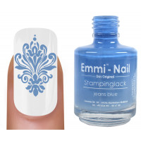 "Stampinglack ""jeans blue"" 15ml"