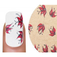 Emmi-Nail Watertattoo Blüten