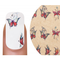 Emmi-Nail Watertattoo Butterfly