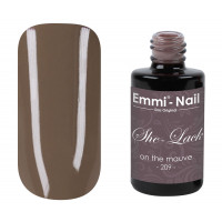 Emmi-Nail She-Lack on the mauve -L209-