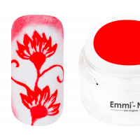 Emmi-Nail Stamping-/Painting-Gel rot 5ml
