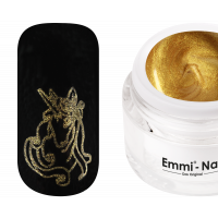 Emmi-Nail Stamping-/Painting-Gel gold 5ml