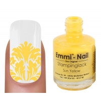 "Stampinglack ""sun yellow"" 15ml"