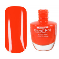 Emmi-Nail Nagellack Sunset Red