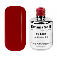 Emmi Shellac / UV-Lack Aphrodite Red -L130-