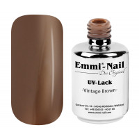 Emmi Shellac / UV-Lack Vintage Brown -L106-