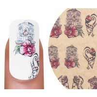 Emmi-Nail Watertattoo Vintage III