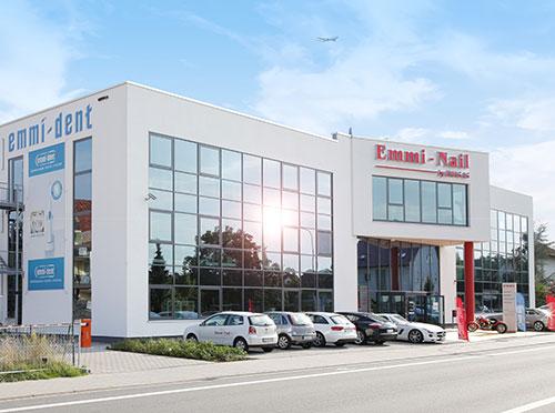 Das EMAG-Gebäude