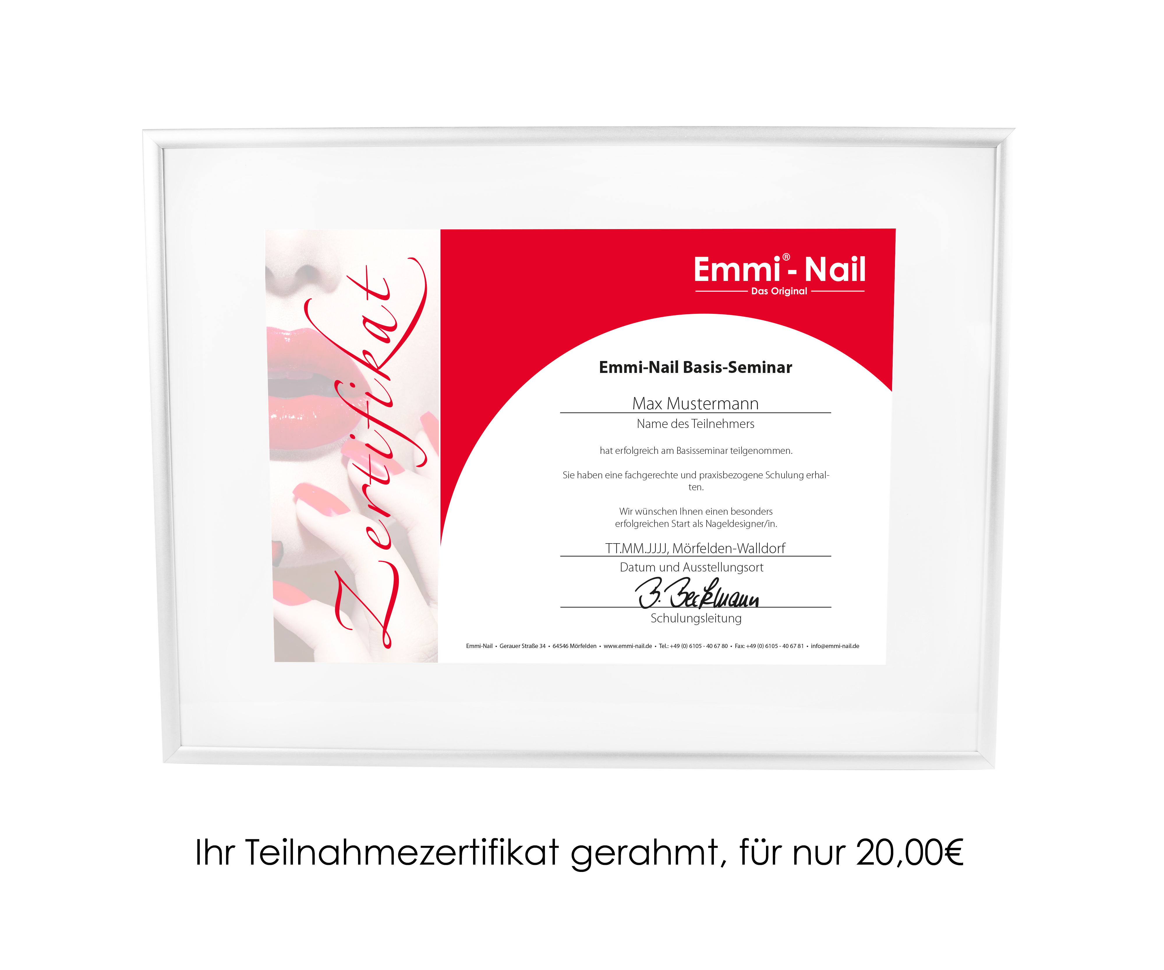 Zertifikat Basis-Seminar